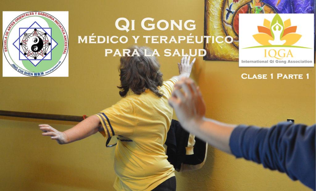 Qi Gong Médico y terapeútico para la salud